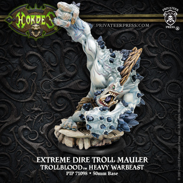 PIP71098	Extreme Dire Troll Mauler
