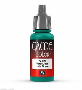 72.026 Game Color Jade Green