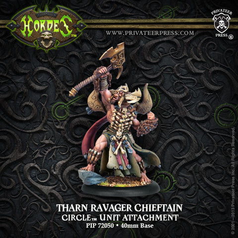 PIP72050	Tharn Ravager Chieftain
