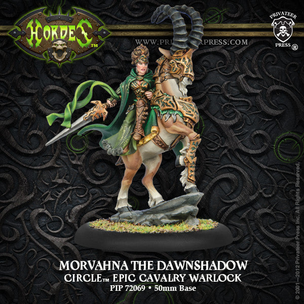 PIP72069	Morvahna the Dawnshadow