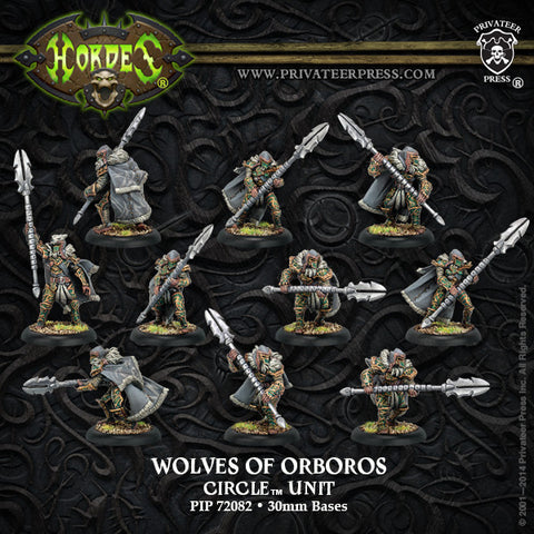 PIP72082	Reeves/Wolves of Orboros