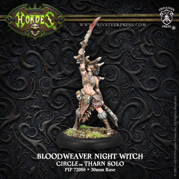 PIP72088	Bloodweaver Night Witch