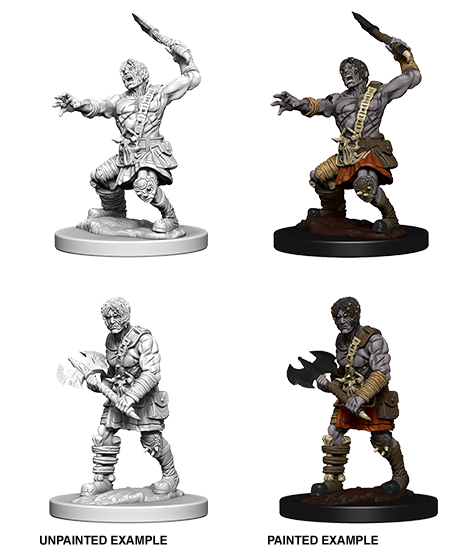 D&D Nolzurs Marvelous Unpainted Miniatures Nameless One