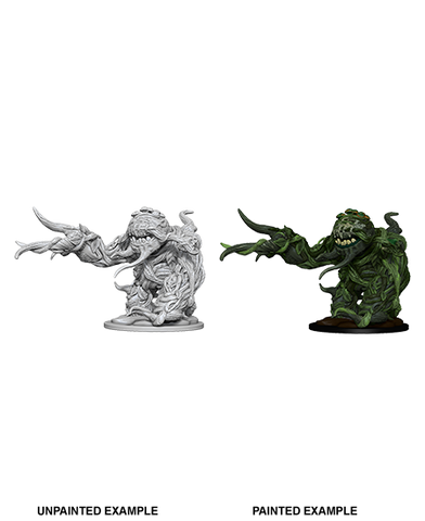 D&D Nolzurs Marvelous Unpainted Miniatures Shambling Mound