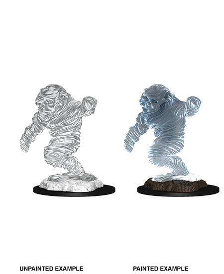 D&D Nolzurs Marvelous Unpainted Miniatures Air Elemental