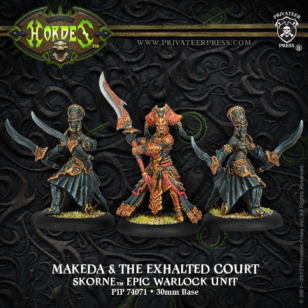 PIP74071	Makeda & The Exalted Court