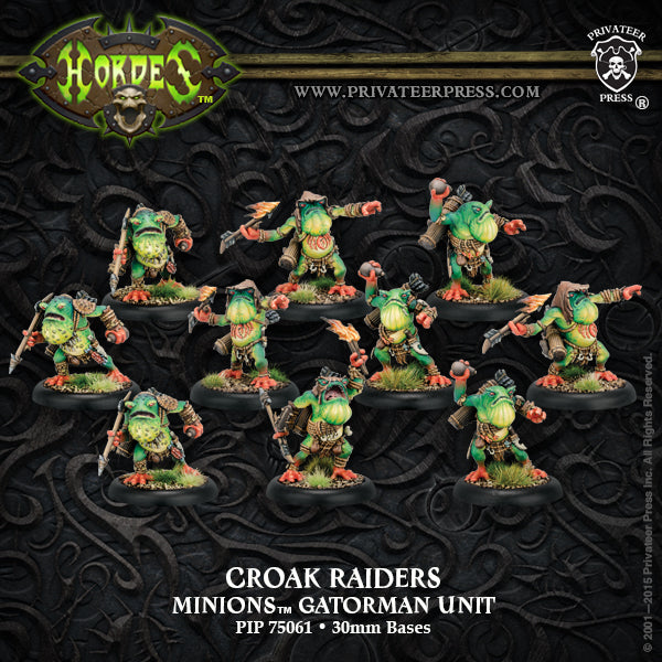 PIP75061	Croak Raiders