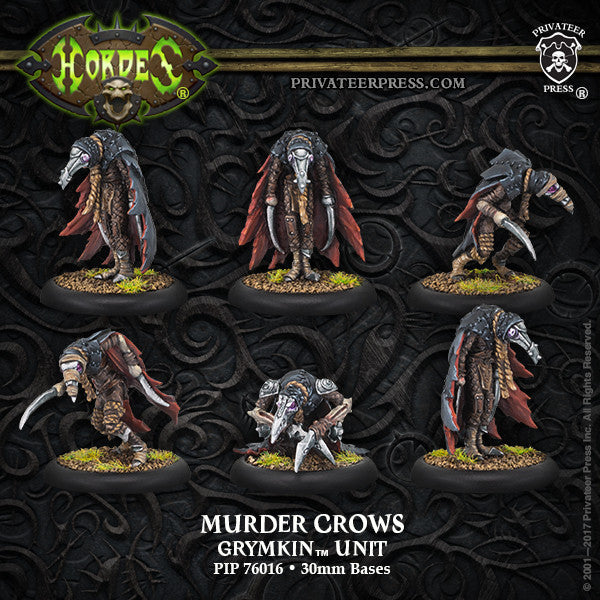 PIP76016	Murder Crows