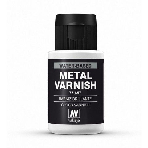 77.657 Gloss Metal Varnish - Vallejo Metal Color