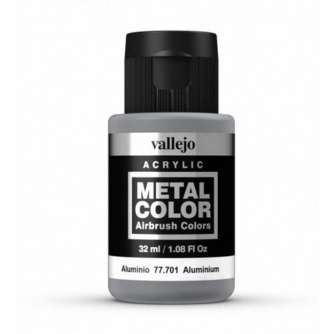 77.701 Aluminium - Vallejo Metal Color