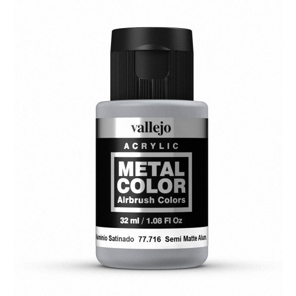 77.716 Semi Matte - Vallejo Metal Color