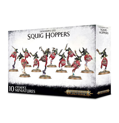 Squig Hoppers