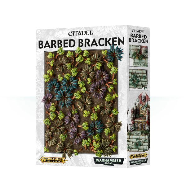Citadel Basing Materials: Barbed Bracken