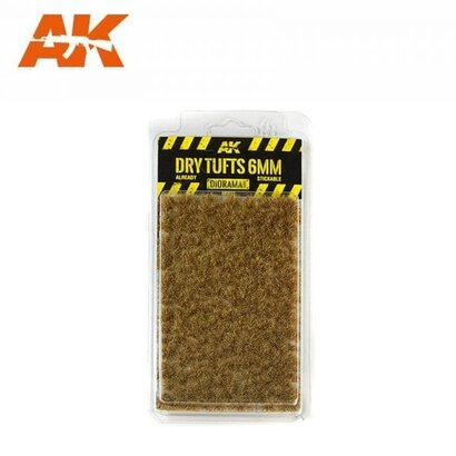 AK DRY TUFTS 6MM