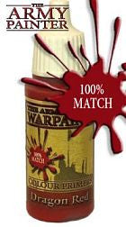 Army Painter War Paint - Dragon Red