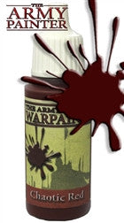 Army Painter War Paint - Chaotic Red