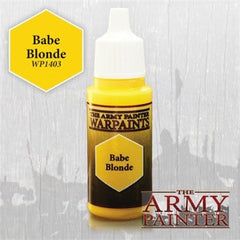 Army Painter War Paint - Babe Blonde