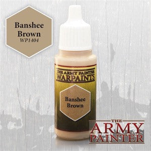 Army Painter War Paint - Banshee Brown