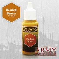 Army Painter War Paint - Basilisk Brown