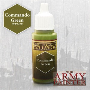 Army Painter War Paint - Commando Green