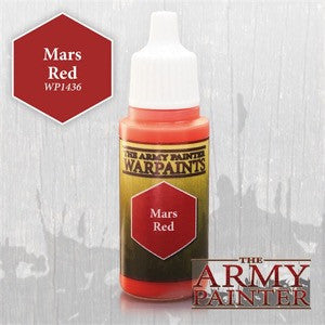 Army Painter War Paint - Mars Red