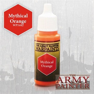 Army Painter War Paint - Mythical Orange