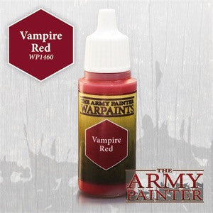 Army Painter War Paint - Vampire Red