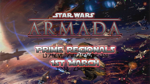 Armada: Primes (Regionals) 1st March