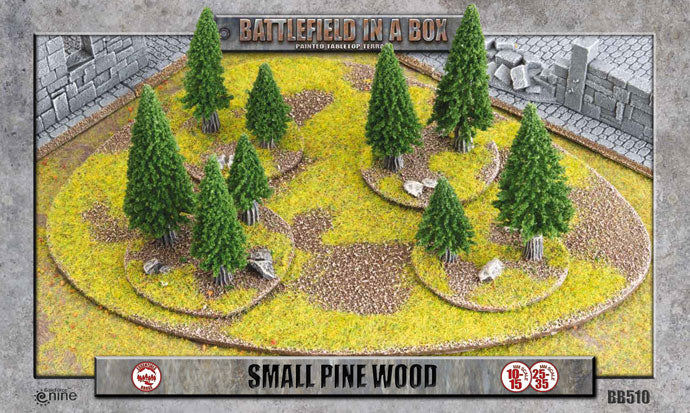 Battlefield in a Box - Small Pine Wood