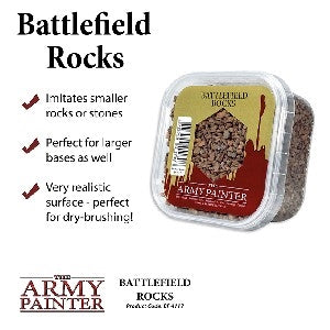 Army Painter - Battlefields - Battlefield Rocks