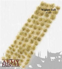 Army Painter Modelling Supplies - Winter Tuft 77pc