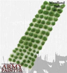 Army Painter - Battlefields - Woodland Tuft 77pc