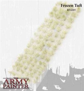 Army Painter - Battlefields - Frozen Tuft 77pc