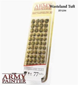 Army Painter - Battlefields - Wasteland Tuft 77pc