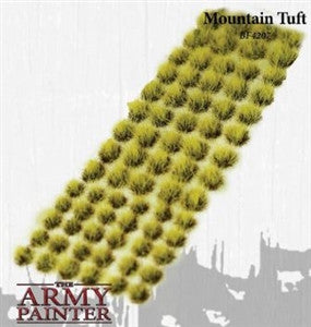 Army Painter - Battlefields - Mountain Tuft 77pc
