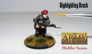 Army Painter Paintbrush - Hobby: Highlighting