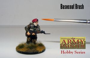 Army Painter Hobby Brush - Basecoating