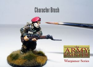 Army Painter Paintbrush - Wargamer: Character