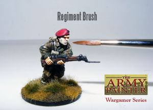 Army Painter Paintbrush - Wargamer: Detail