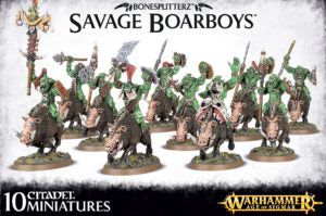 Savage Boarboys/Savage Boarboy Maniaks