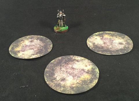 "3"" AREA OF EFFECT MARKERS - Rough Terrain"