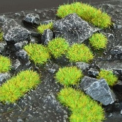 Gamer's Grass - Bright Green Short Tufts (2mm)