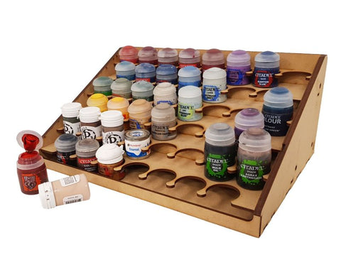 Miniature Scenery - UNIVERSAL PAINT RACK CLASSIC
