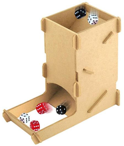 Miniature Scenery - PORTABLE DICE TOWER