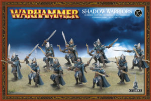 Sisters of the Watch / Sisters of Avelorn / Shadow Warriors