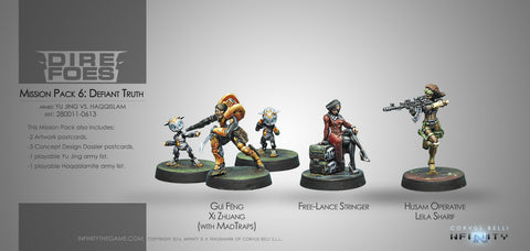 Dire Foes Mission Pack 6: Defiant Truth 280011