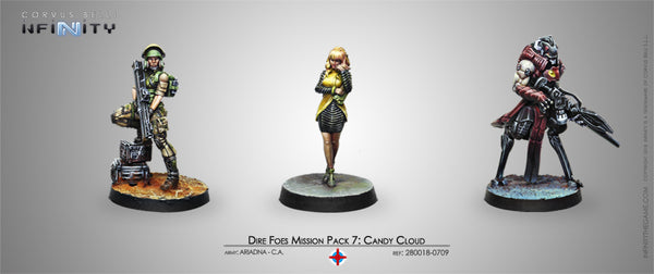 Dire Foes Mission Pack 7: Candy Cloud 280018