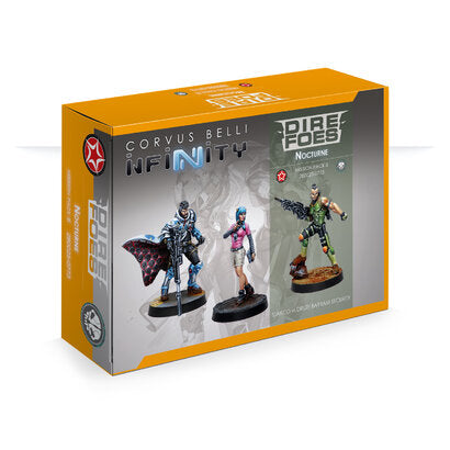 Dire Foes Mission Pack 8 - Nocturne 280025