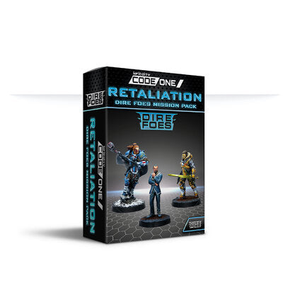 DIRE FOES MISSION PACK ALPHA: RETALIATION CONVENTION 280031