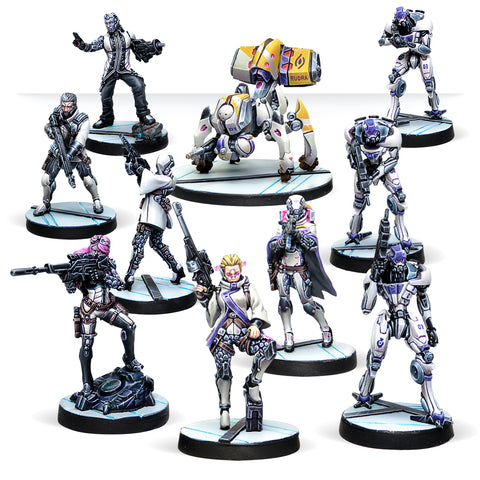 ALEPH OPERATIONS ACTION PACK 280866-0857